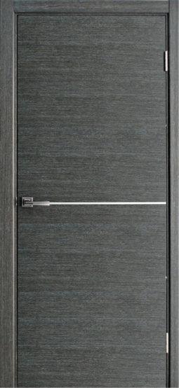 Лайн F2 Серый Дуб (Высота 2100мм)